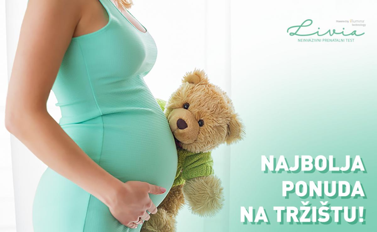 Livia all chromosomes najkompletniji neinvazivni prenatalni test