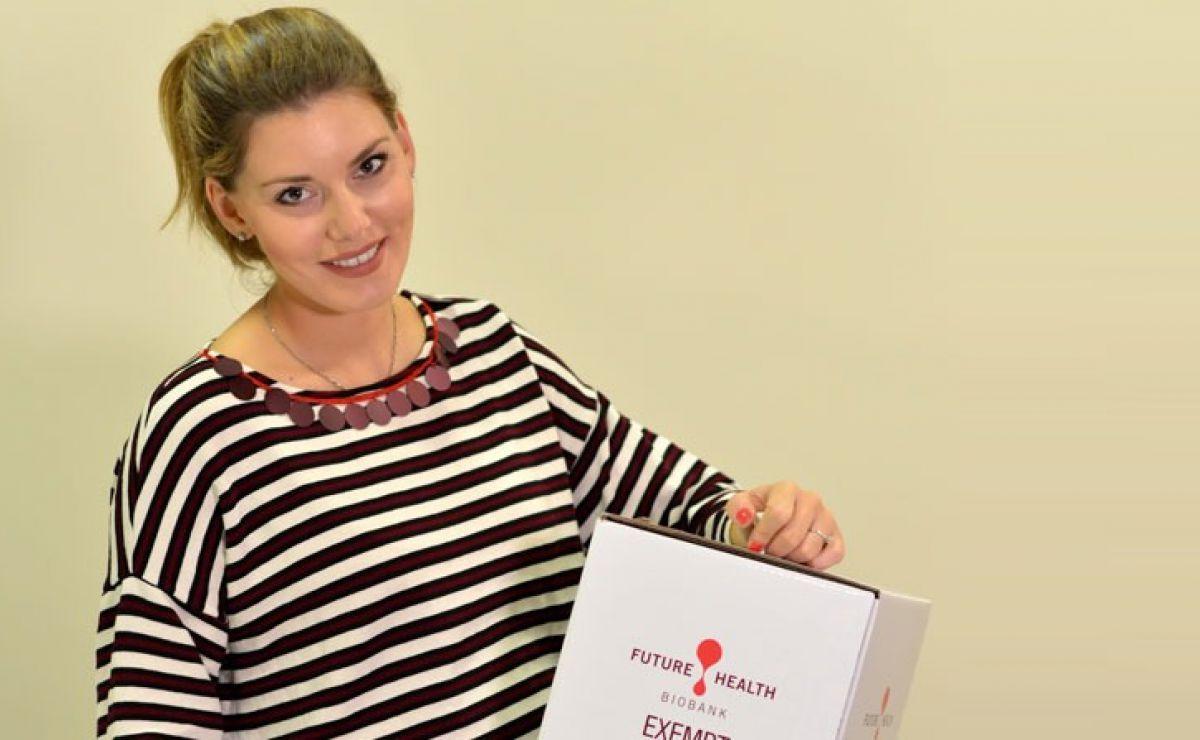 Tamara Dragičević sačuvala matične ćelije