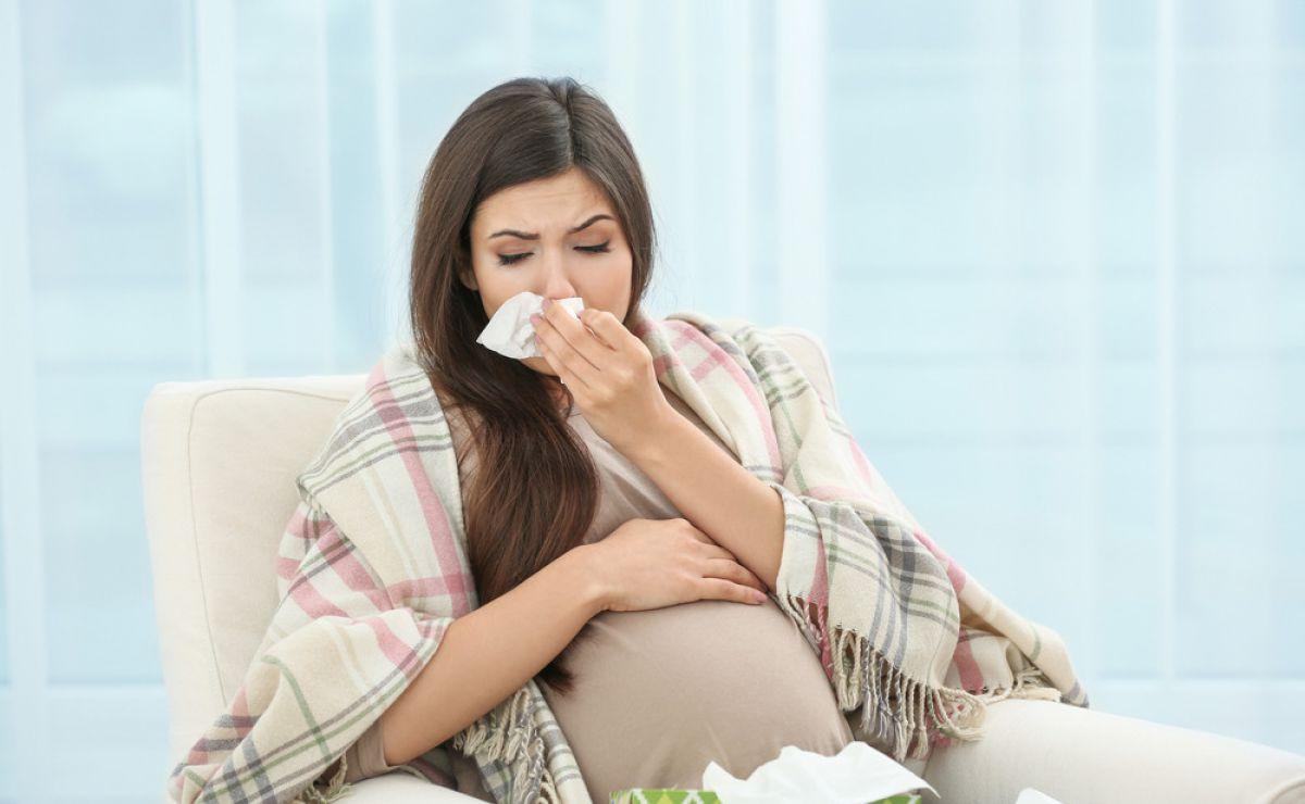 Trudnica i prehlada kako lečiti